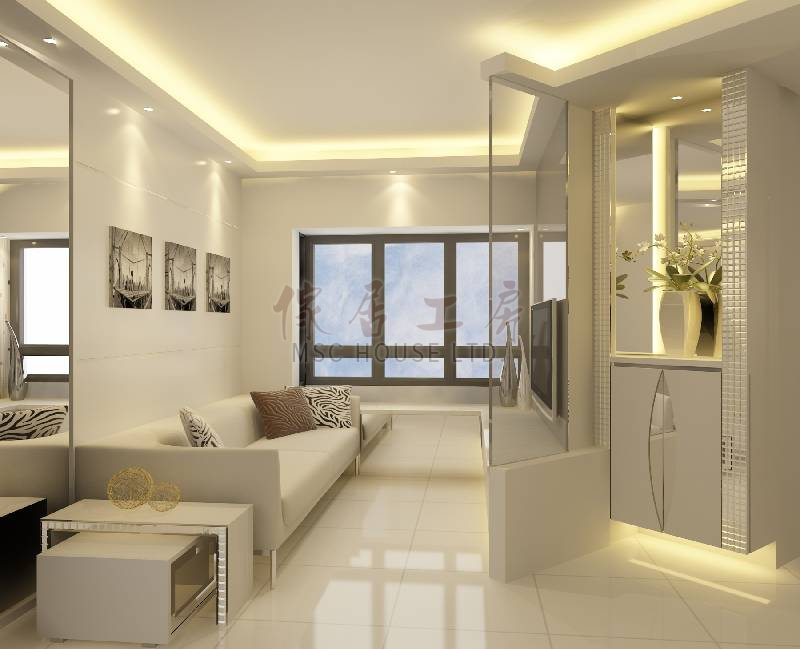 Apartment interior design company msc house ltd for Apartment design hk