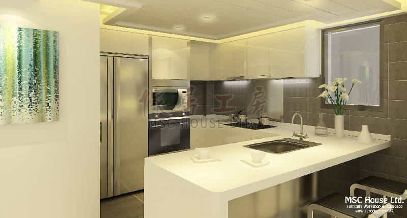Photo Kitchen Design Hk Images Modern Small Warm Apartment Contemporary Kitchen Royal Ascot