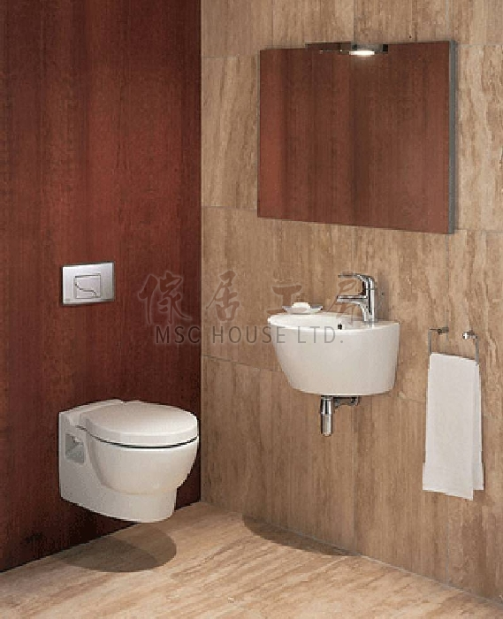 Msc house ltd for House toilet design